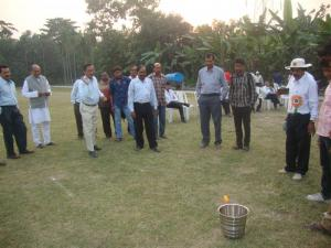 At Annual sports